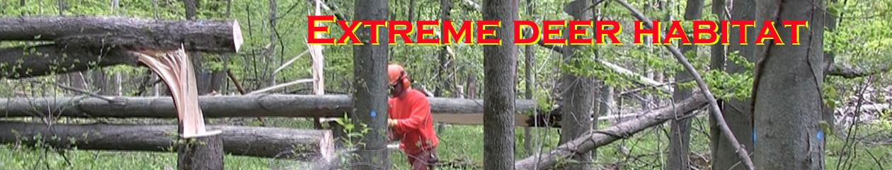 Extreme Deer Habitat